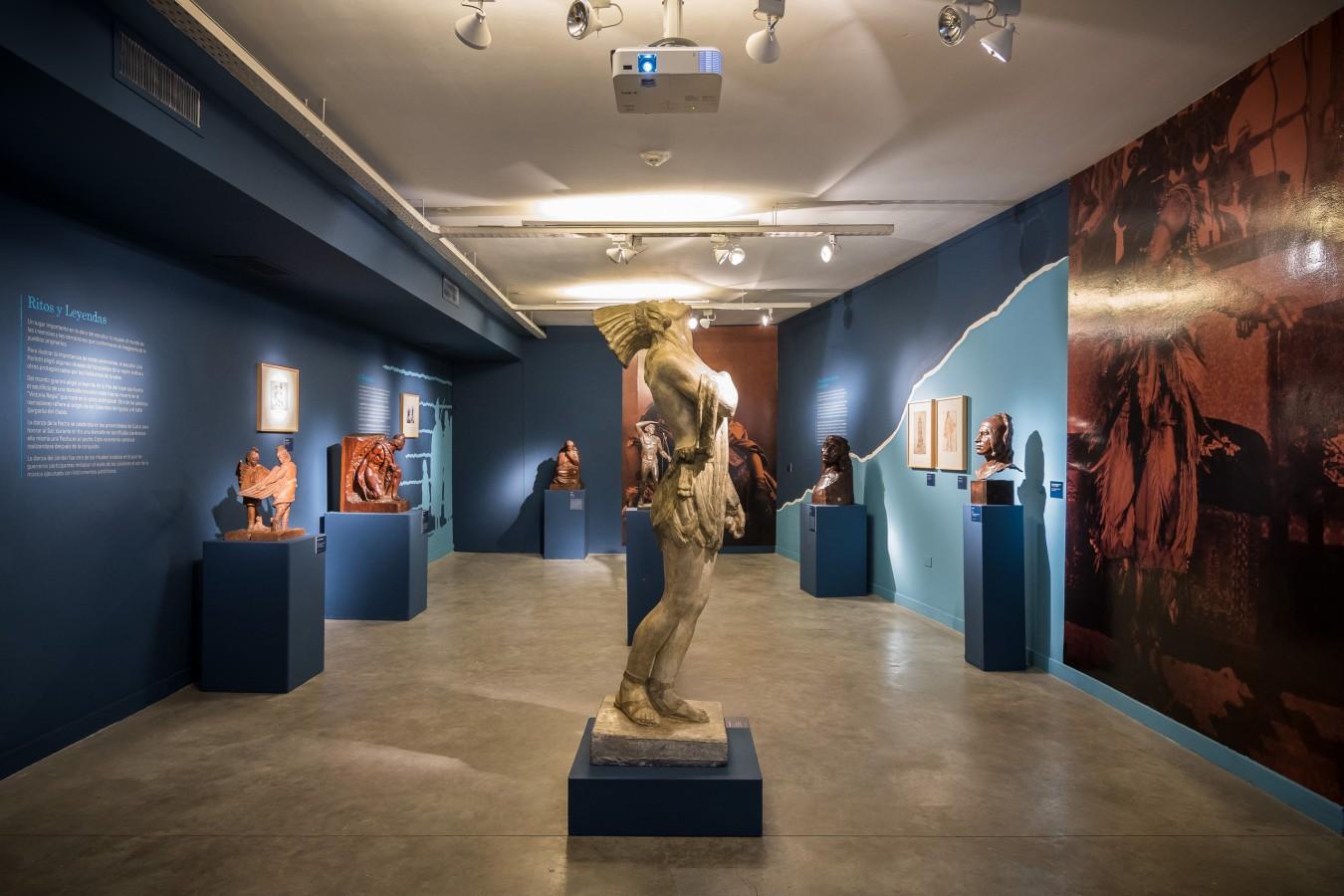 Audiovisual Buenos Aires | Museo de Esculturas Luis Perlotti - Galerias de  arte Museos